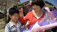 Китайская мать не знает отдыха