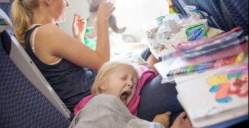 Авиаперелет с детьми: 10 секретов опытных путешественников