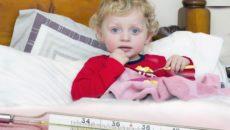 Питание ребенка во время болезни
