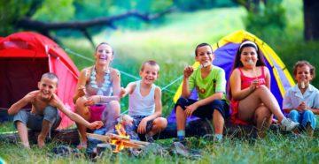 Лагерь или семейный отдых?