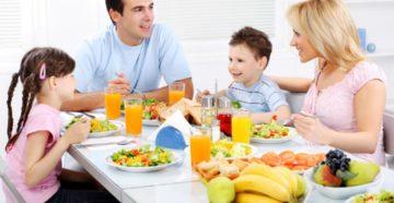 Как питаться с пользой для себя и малыша
