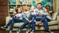 Family Look - одинаковая одежда для членов семьи