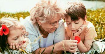 Как растить детей: советы нашим бабушкам