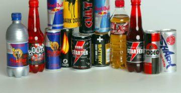 Тонизирующие напитки