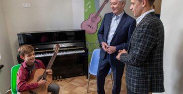 Все музыкальные школы Москвы