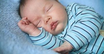 Три практических шага к спокойному сну ребенка