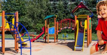 Идеальная детская площадка - какая она?