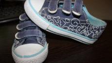 Лучшая обувь для физкультуры – советские кеды