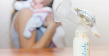 Нужен ли кормящей маме молокоотсос?