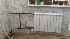 Центральное отопление: инструкция по применению