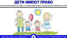 День защиты детей. От кого и чего их защищать?