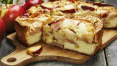 7 простых и вкусных рецептов из яблок
