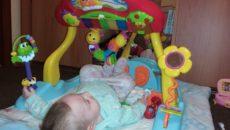 Забавы и игры с 4-месячными детьми