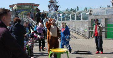 Сценарий детского праздника: «Зоопарк и его обитатели»