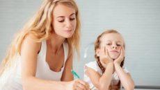 Каково быть мамой школьника, или Синдром наседки