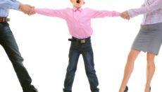 Как поделить детей: новые правила