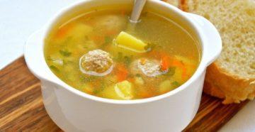 Нужны ли ребенку супы?