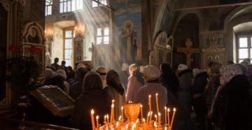Вернувшись в Казань, я пошла в церковь