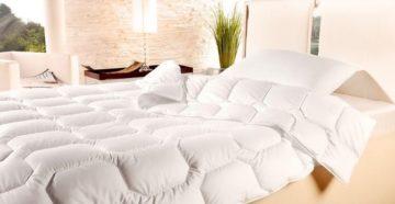 Комфортный сон. Какое одеяло выбрать?