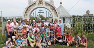 Православный детский оздоровительный лагерь