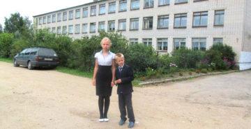 Переход из городской школы в сельскую