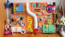 Нужные игрушки для младенца: и купить, и сделать