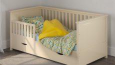 Детская кроватка по взрослым критериям