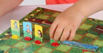 Настольные игры для старших дошкольников и младших школьников