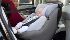 Ребенок в машине, или как правильно выбрать автокресло