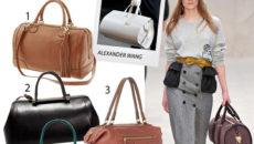 Как выбрать подходящую сумку?