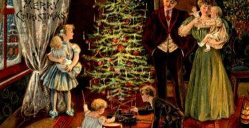История Рождественской елочки
