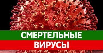 «Смертельные» инфекции: вчера, сегодня и завтра…