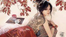 Японское искусство анимэ